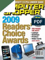 Computer Shopper Magazine - February 2009