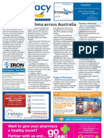 Pharmacy Daily for Wed 27 Mar 2013 - Australians and asthma, Liver burden, Takeda milestone, Health and Beauty and much more...