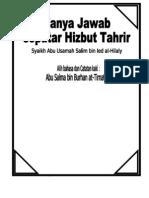 Tanya Jawab Seputar Hizbut Tahrir