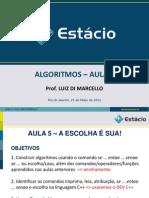 002 - Algoritmos - Aula 005 - Web