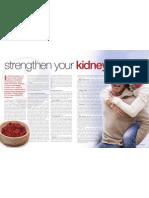 Strengthen Your Kidneys
