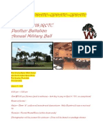 Mill Ball Information Flyer for Parents