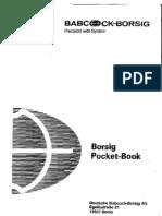 Babcock-Borsig Pocket Book