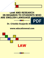 Law and Research 3