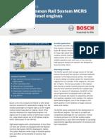 Bosch Mcrs