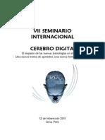 Desarrollo Infantil y Tecnología