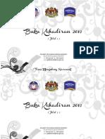 Buku Kehadiran 2013