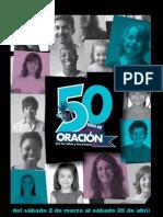 Brochure 50 Dias