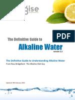 Alkaline Water Guide 2.2