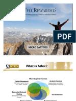 Micro CaptivePresentation HPPVS3March2013