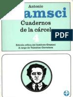 Gramsci Antonio Cuadernos de La Carcel Tomo 4