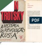 TROTSKY, Leon - A História da revolução russa I
