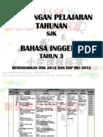 T3_RPT BI 三年级英文全年计划