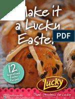 Lucky Easter Recipe eBook