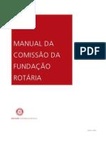 Manual da Comissão da Fundação Rotária 226e_po