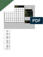 Excel Keno