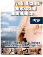 109697255 15 Ways to Health Happiness and Abundance