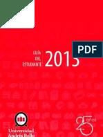 Guia Estudiante 2013