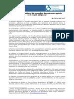 Analisis de Rentabilidad de Un Modelo Porductivo Apicola