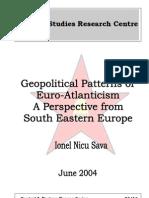 Patterns of Euro-Atlanticism