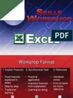Excel Workshops