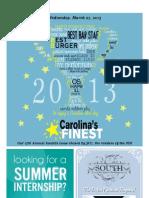 Carolina's Finest 2013