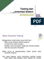 Testing & Implementasi