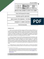 FAO Bosques & Cambio Climático