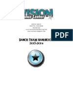 Team Handbook 2013
