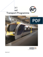 The Auckland Integrated Transport Program