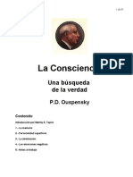 La Consciencia