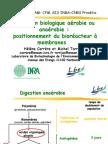 Epuration Biologique Aerobie Ou Anaerobie