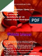 El Internet Cesar Irene
