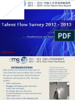 RMG Selection 2013 China Talent-Flow Report Abstract
