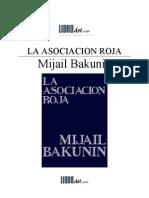 Bakunin Mijail - Asociacion Roja