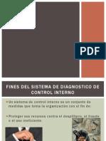 Fines Del Sistema de Diagnostico de Control
