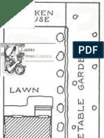 Garden Map 1 A