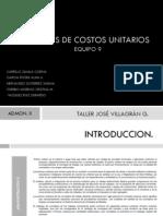 tema7-analisisdecostosunitarios-120509050003-phpapp01