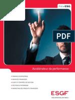 Brochure ESGF