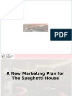 A New Marketing Plan For
