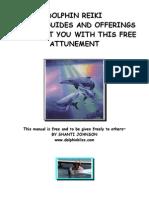 Dolphin Reiki 1
