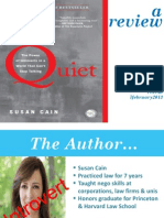 Book Review-Susan Cain_Quiet