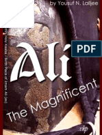 Ali the Magnificent - Yousuf N. Lalljee - XKP
