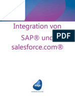 WP Integration SAP Salesforce.com