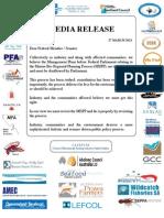 Media Release - Industry Announcement Marine Management Plans Australian Marine Alliance