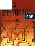 Emilio Calderón - Harta Creatorului