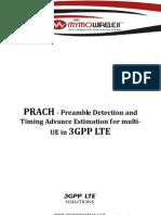 LTE-PHY-PRACH-White Paper