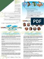 Tract distribué par Bizi au Forum Social Mondial de Tunis