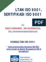 KONSULTAN ISO 9001 [Compatibility Mode]