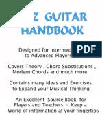 Jazz Guitar Handbook Complete